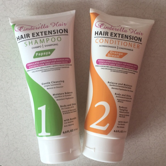 Other Hair Extension Shampoo And Conditioner Poshmark